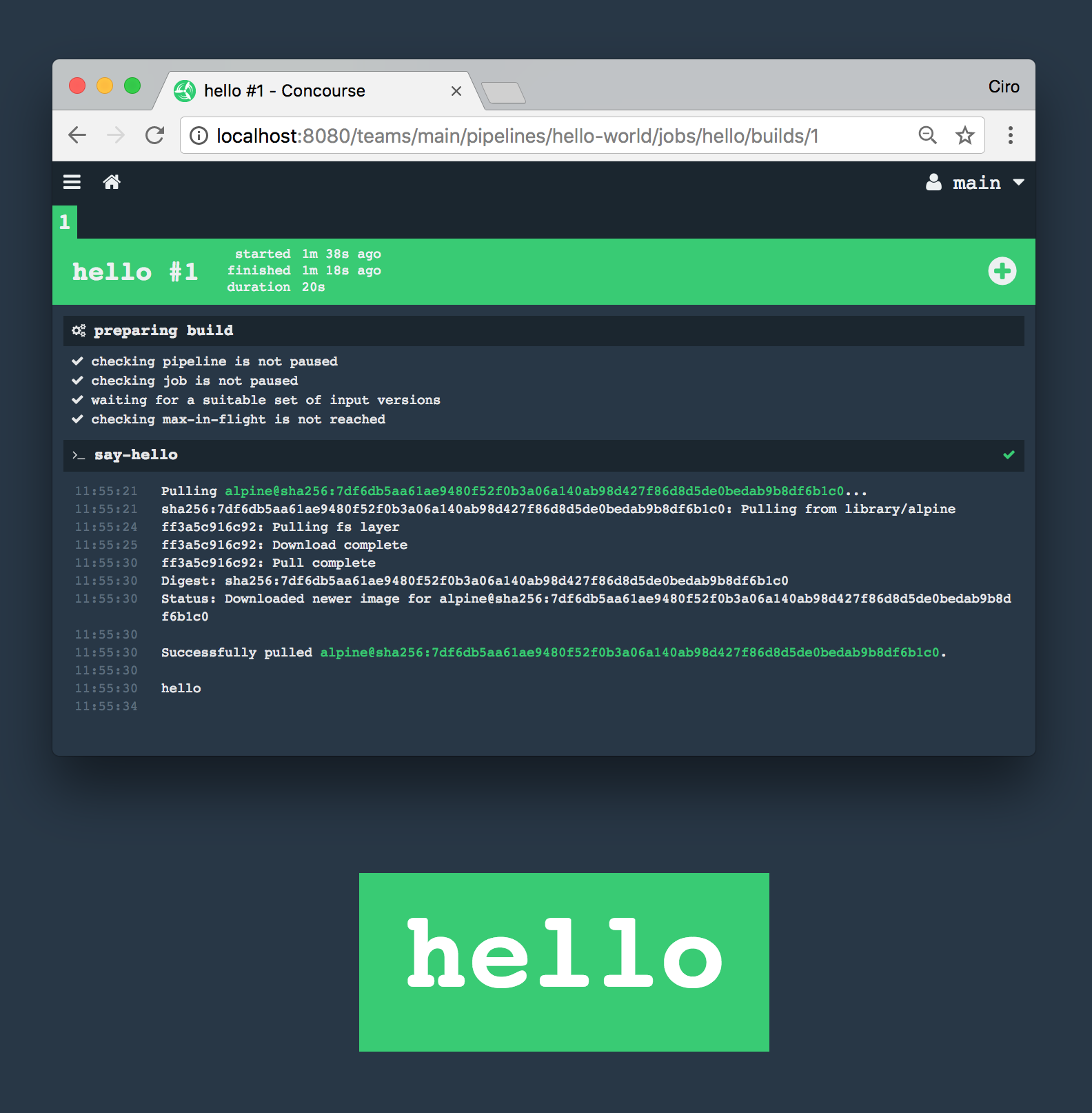 How to build and run Concourse CI locally | OpsTips